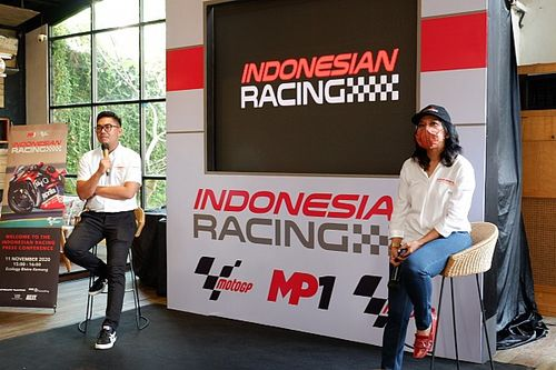 Detail Kolaborasi MP1 Indonesian Racing-Gresini pada MotoGP 2021