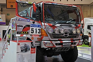 Kiprah Hino 500 Series di Reli Dakar