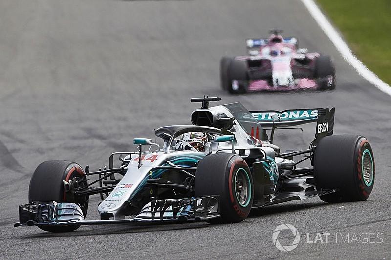 Mercedes évalue les bénéfices d'un rapprochement avec Force India