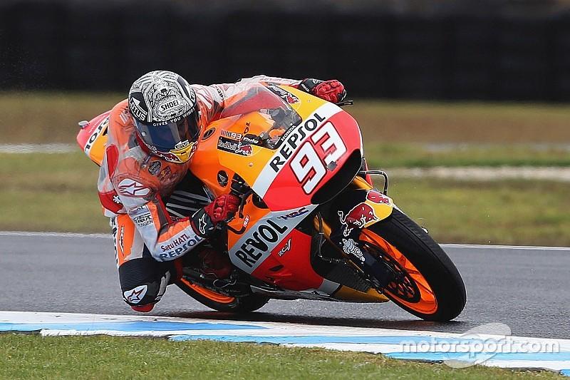 """Marquez cautious despite """"big step"""" for Honda"""