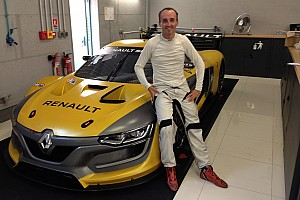 GT Breaking news Kubica to race in Renault Sport Trophy at Spa