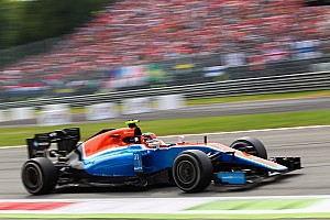 Formula 1 Analysis Tech debrief: How Manor punched above its weight at Monza
