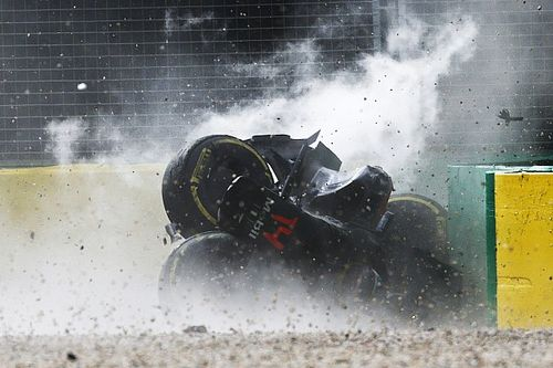 Data reveals Alonso's 305km/h Melbourne crash peaked at 46G