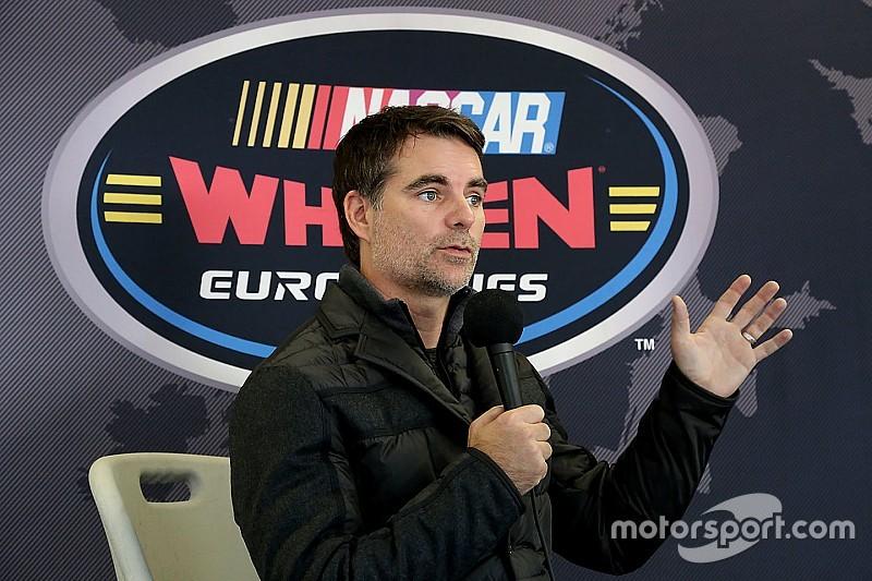 Jeff Gordon wünscht sich mehr europäische Fahrer in den NASCAR-Serien
