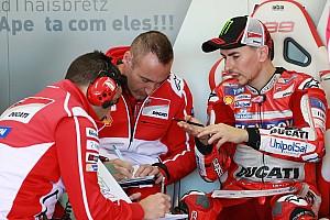 MotoGP Entrevista