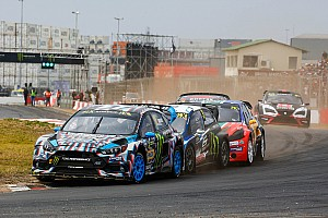 WK Rallycross Motorsport.com nieuws Codemasters en Motorsport Network kondigen eerste DiRT World Championships aan