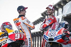 MotoGP Preview Dovizioso : Márquez a