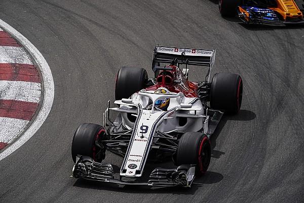 Formule 1 Actualités Sauber: 2019 est le