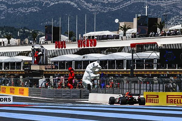 Formule 1 Actualités La sécurité de la voie des stands inquiète au Paul Ricard