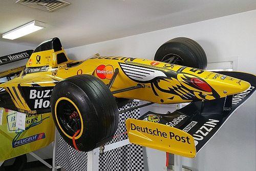 Rematan un Jordan F1 auténtico en Québec