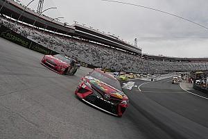 NASCAR Sprint Cup Crónica de Carrera Keselowski gana la etapa 2 en Bristol