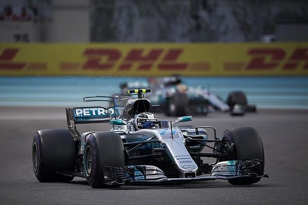 F1 博塔斯承认曾瞄准2017年世界冠军