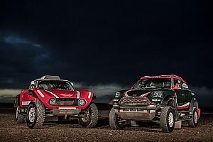 Dakar Noticias de última hora Mini divide estrategias para el Dakar con su nuevo buggy