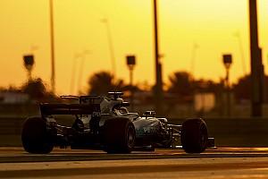 Formula 1 Top List GALERI: Suasana latihan GP Abu Dhabi di Yas Marina