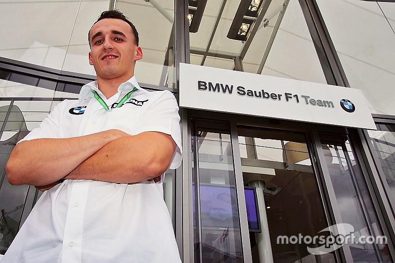GALERÍA: Kubica y su carrera en la F1