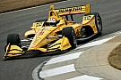"IndyCar Castroneves' return to IndyCar form due to ""using muscle memory"""