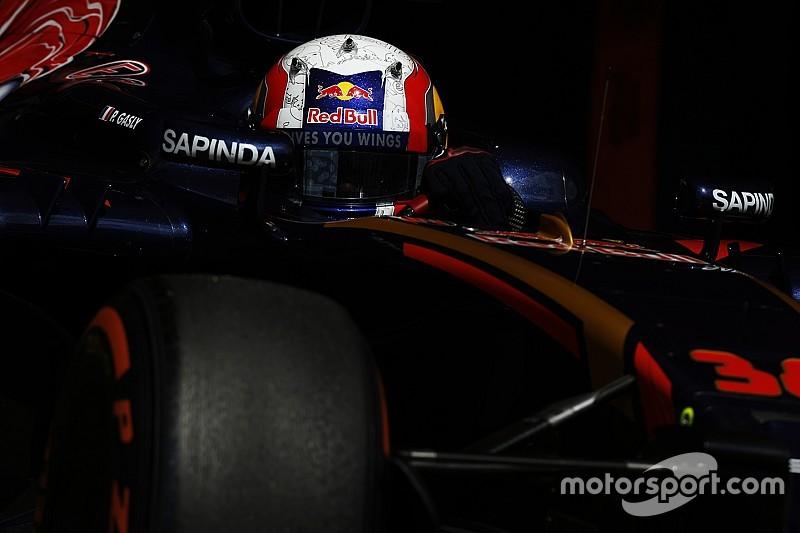 """Gasly: """"Sólo me fijo en los que triunfaron en Red Bull, no miro a los que fallaron"""""""
