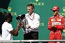 Formule 1 Taiseux sur Ferrari, Allison estime que Mercedes