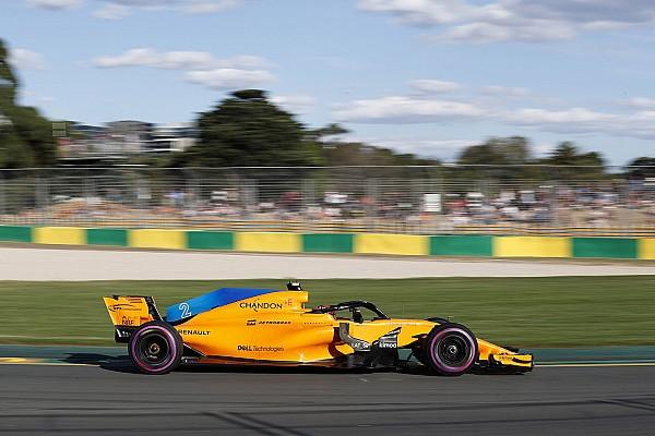 Formule 1 Nieuws Vandoorne start buiten top-tien: