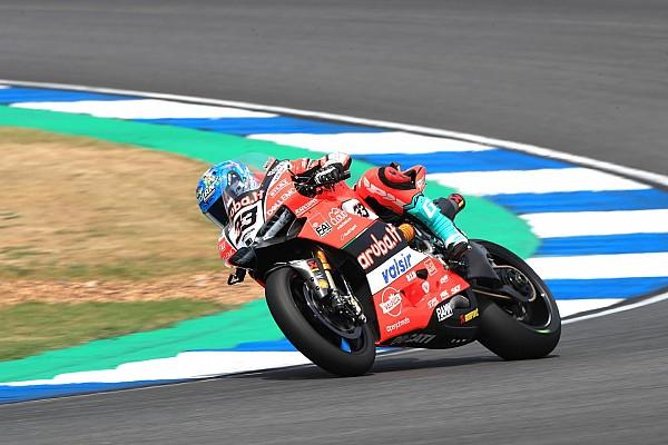 Superbike-WM Marco Melandri: Ducati hat keine Antworten für die Fahrwerksunruhe