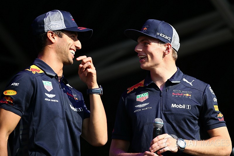 Red Bull aiming to confirm Ricciardo before break