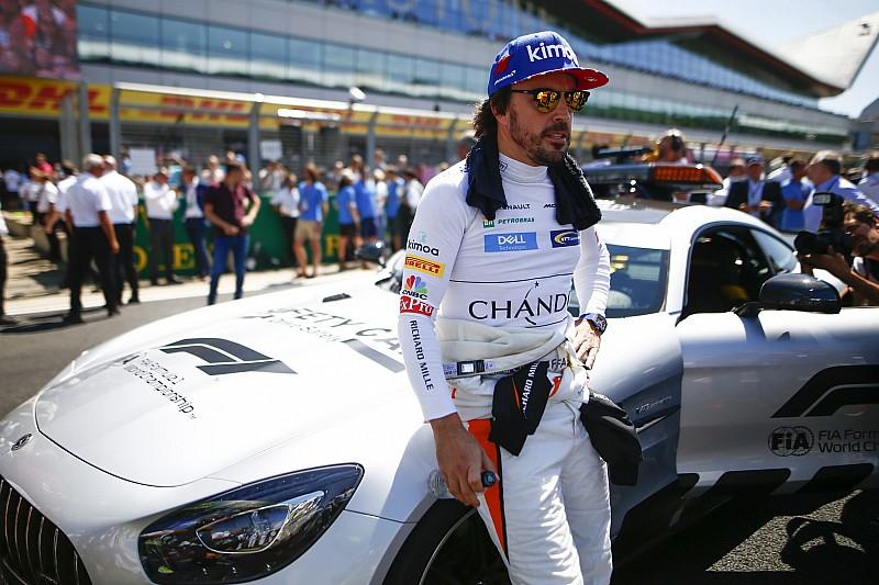 """Alonso over Hockenheim: """"Niet gemakkelijk voor ons"""""""