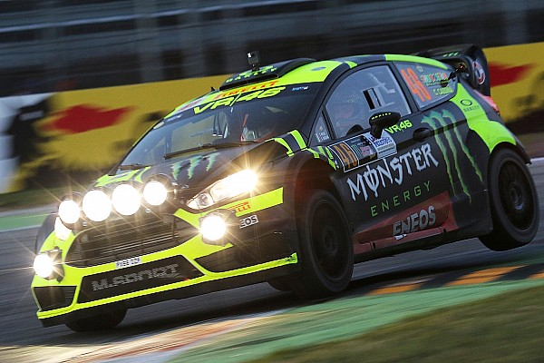 Other rally Rossi, sancionado al inicio del Monza Rally Show