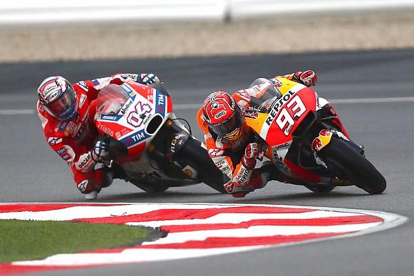 MotoGP Marquez verkiest veilige P4: