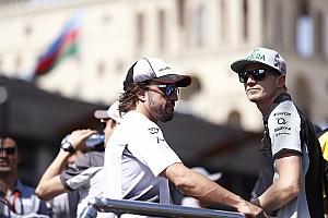 """WEC Entrevista Hulkenberg: """"Alonso es un piloto muy experimentado, sabe lo que hace"""""""