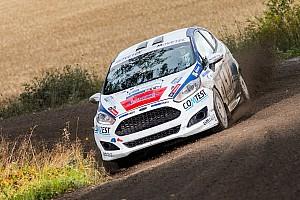 ERC Ultime notizie Miika Hokkanen salta in ERC Junior U27 con la Peugeot della Oktan Sport