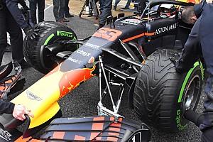 Forma-1 Elemzés Sérülékenyek lennének a Red Bull légterelői?