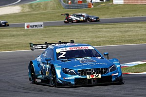 DTM Race report Lausitz DTM: Paffett leads Wittmann in Race 2