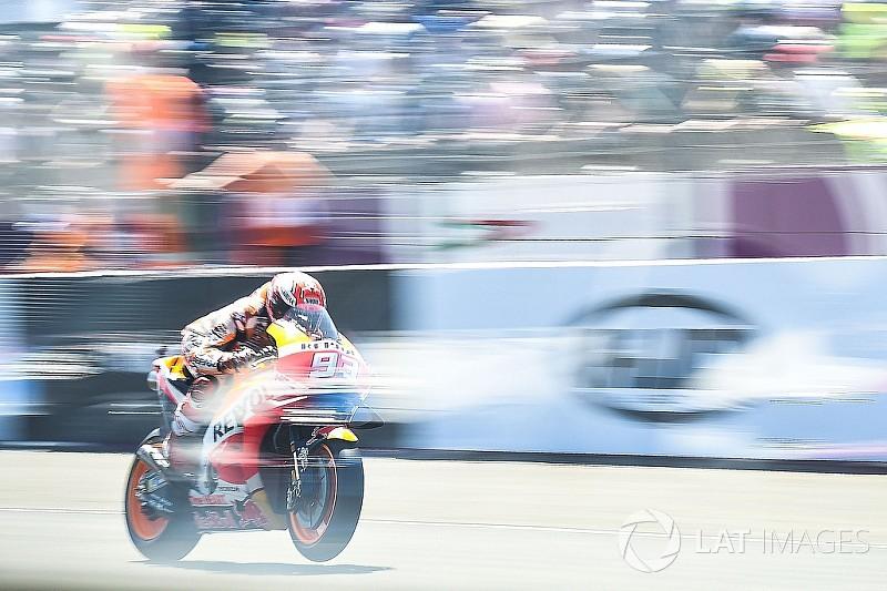 Fotogallery: le qualifiche del GP di Francia di MotoGP