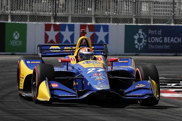 IndyCar Rennbericht IndyCar Long Beach 2018: Rossi dominiert und gewinnt