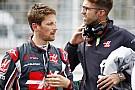 Apretar un botón equivocado provocó el accidente de Grosjean