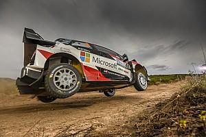 WRC Resumen de la etapa Tanak lidera el Rally de Argentina con Sordo cuarto
