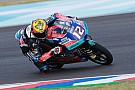Moto3 Bezzecchi se estrena en el Mundial; Canet, nuevo líder