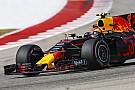 Formula 1 Amerika'da günün pilotu Max Verstappen seçildi
