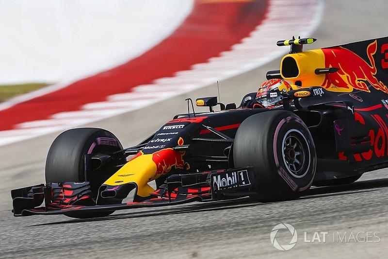 "Formel 1 2017: Max Verstappen ist ""Fahrer des Tages"" in Austin"