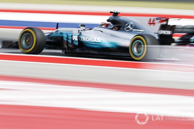 """Hamilton: """"Beaucoup de hauts et de bas"""" au niveau des sensations"""