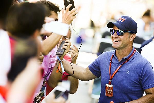 Barrichello necesitó cirugía para eliminar un tumor