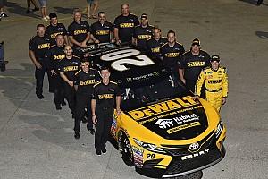 Matt Kenseth's NASCAR Cup career in pictures