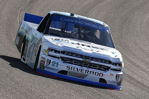 NASCAR Truck Breaking news Sauter:
