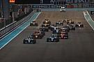 Formule 1 La présentation du GP d'Abu Dhabi avec F1 Experiences