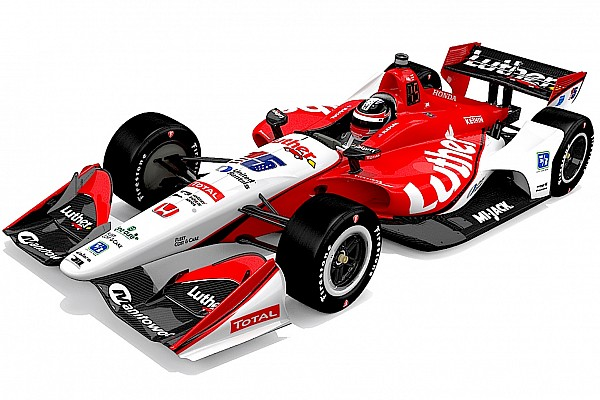 RLLR reveals another new livery for Rahal's IndyCar