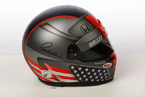 IndyCar Fotostrecke Das sind die Helme der IndyCar-Saison 2018