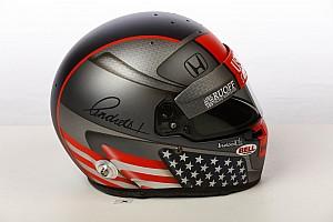 IndyCar Top List GALERÍA: los cascos de pilotos para la temporada 2018 de IndyCar