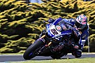 Superbike-WM Yamaha: Alex Lowes stürzt in Lukey Heights