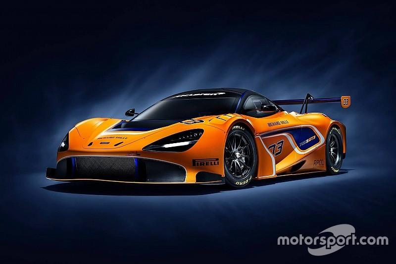 McLaren 720S GT3 debütiert bei den 12 Stunden von Abu Dhabi