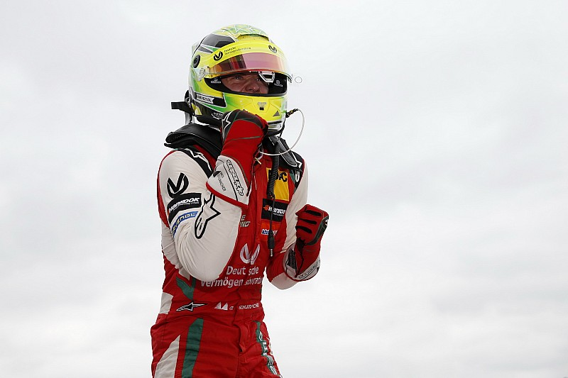 Mick Schumacher Champion 2018 de F3 Europe !